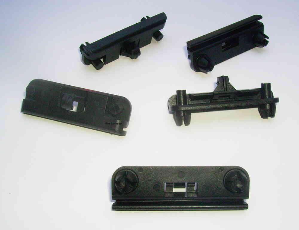 10 X Plastik T/ülle Scheinwerfereinsatz Klammer Schweller,Schweller,Seite